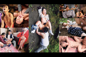 歴史の裏で起きていた生々しい強●事件!田舎村で起きた性犯罪史…。4時間