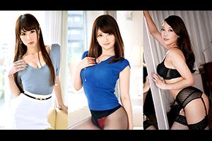 レビュー☆4.5以上を記録した色気ムンムンで美人な人妻を6名厳選!艶やかな肉体美・・・