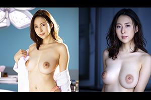 【アタッカーズ】松下紗栄子2作品Part.2 ドクター紗栄子の淫らな過ち/同窓会・・・