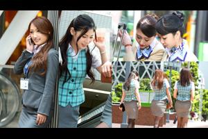【プレステージ】『働くオンナ獲り』BEST vol.3 美人・美脚・美尻!3拍子・・・