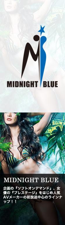 ミッドナイト ブルー